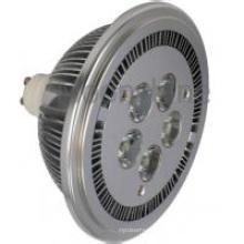 Светодиодный светильник 5W GU10 AR111