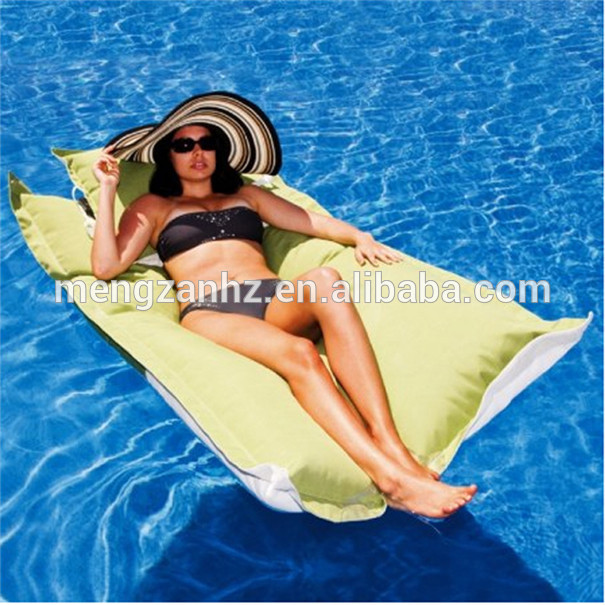 High Quality Outdoor Floating Bean Bag Swimming 1