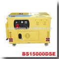BISON (CHINA) 2kw Gerador Diesel, gerador diesel portátil tipo aberto