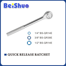 1/2 '3/8' 1/2 'Quick Release Ratchet Handle com alça de metal