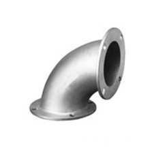 Industrial Grade Stainless Steel Flange Elbows