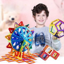 Alibaba express mais baratos brinquedos magnéticos blocos quentes