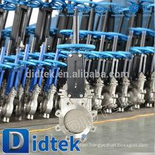 Didtek Stainless Steel Lug Type Knife Gate Valve