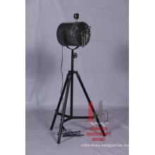 Iron Round lamp