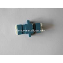 Adaptador de fibra óptica dúplex SM LC de un solo modo