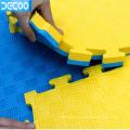 Decoo eva foam tatami puzzle mat, judo mat tatami puzzle tiles spot game
