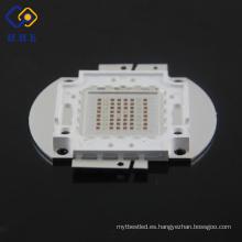 COB LED Chipet con LED de chip LED de alta potencia de 80W