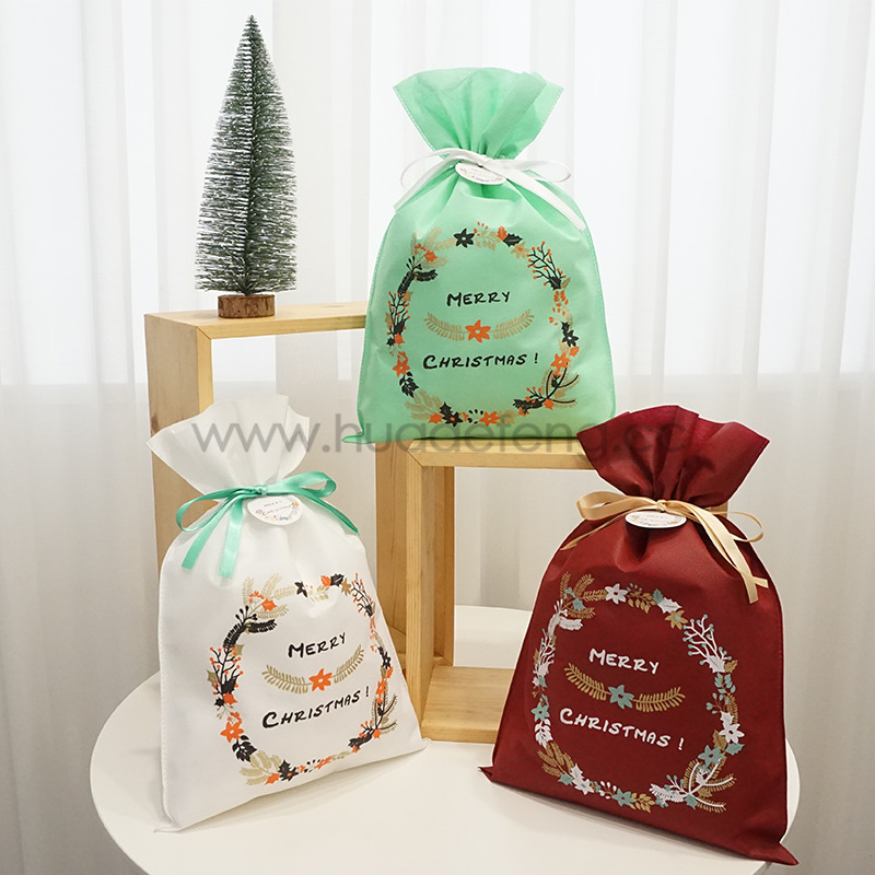 children's christmas santa sacks