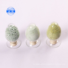 High Purity FeSO4 Chemical Formula Iron Sulfate / Ferrous Sulphate Light-green Crystal Price