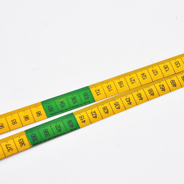high precision animal weight scale tape measure for advertisement