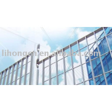 galvanized safety security fence