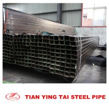 Estructura de tubo de acero