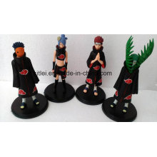 High Quality Plastic Cartoon Figure, Charactor Figure Toys