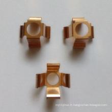 Pièces d'estampage en métal en cuivre C2680