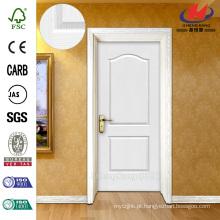 JHK-002 Nice Groove Exotic Alta Qualidade Whiter Primer Porta de madeira