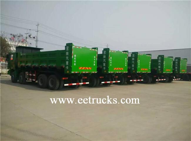 40 TON Diesel Tipper Trucks