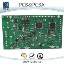 Tablero del amplificador de potencia, electrónica PCB con certificación UL y precio competitivo