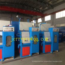 22DS(0.1-0.4) fine wire drawing machine china supplier electric cables machine