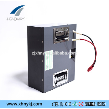 Headway lifepo4 batería de litio recargable 24V40Ah