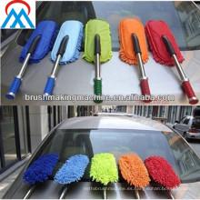 cepillos de limpieza coloridos automáticos del CNC para la máquina de coche hechos en China