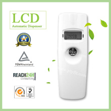 Electric Air Freshener Aerosol Dispenser with LCD
