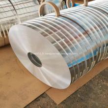 8011 Bande d'aluminium anodisé pour matériau de construction