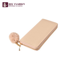 HEC New Design Lady Coin Wallets Woman Hand Purse