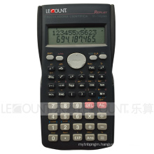 12+10 Digits 240 Function 2-Line Display Scientific Calculator with Slide-on Back Cover (LC750A)