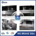 BPW 200 New Model Brake Shoe 05.091.27.83.0