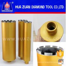 """6 """"X 14"""" X 1-1 / 4 """"-7 Brocas de diamante para o corte de concreto reforçado"""