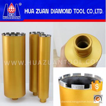 "6"" X 14"" X 1-1/4""-7 Diamond Coring Bits for Cutting Reinforce Concrete"