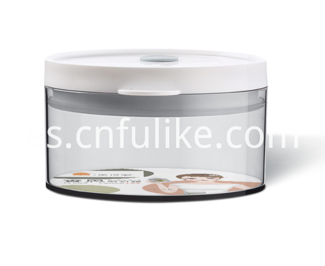 Plastic Sealed Food Containers