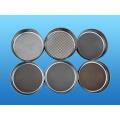 SUS304 Standard 300 Mikron Metallpulver-Prüfsieb