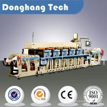 Máquina de impresión flexográfica de la etiqueta engomada del precio bajo de alta velocidad