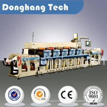 Eco Solvent High Speed Money Flexo Printing Machinery