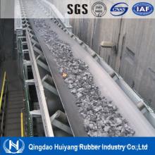 Цементный Завод Теплостойкая Резиновая Конвейерная Лента