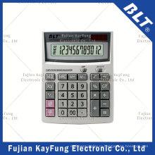 12 разрядов настольный Калькулятор для дома и офиса (БТ-408)