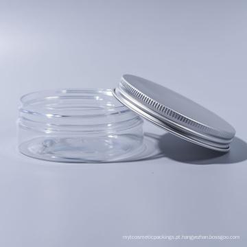 30ml / 50ml / 60ml / 80ml Pet Frasco de grau alimentar com tampas de alumínio (EF-J16A)