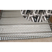 Conveyor wire mesh belts