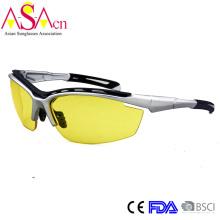 Мужская мода Дизайнер спорта Polarized Tr90 Солнцезащитные очки (14360)