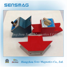 Permanent Magnets Assembly Welding Fixture