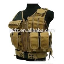 045 Mesh Tan Military Tactical Vest 045 Mesh Tan Military Tactical Vest