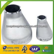 Réducteur excentrique 304 en acier inoxydable