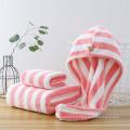 GIANTEX 3pcs Cotton Towel Set Bathroom Super Absorbent Bath Towel Face Towels For Adults serviette de bain toallas recznik