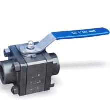 Aleación de zinc Die Casting Mini válvula manual