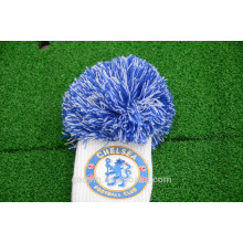 knitted club golf wool head covers