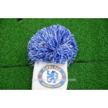 вязаный гольф-клуб шерстяные головные уборы