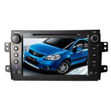 2din carro DVD Player apto para Toyota Sx4 2006-2012 com rádio TV estéreo de Bluetooth GPS sistema de navegação