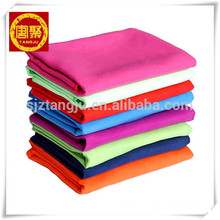 Популярный изготовленный на заказ Multi цвет ткань из микрофибры замши полотенце циновки йоги популярный изготовленный на заказ Multi цвет микрофибры ткань замши полотенце циновки йоги