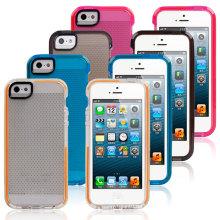 Caso vendedor caliente de la piel del baloncesto TPU para el accesorio del teléfono móvil del iPhone 6s Plus